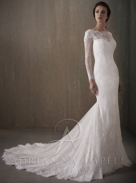31014 Wedding                                          dress by Adrianna Papell