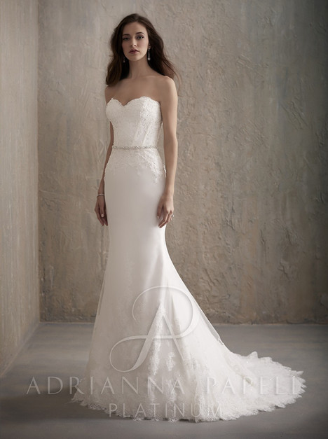 31016 Wedding                                          dress by Adrianna Papell
