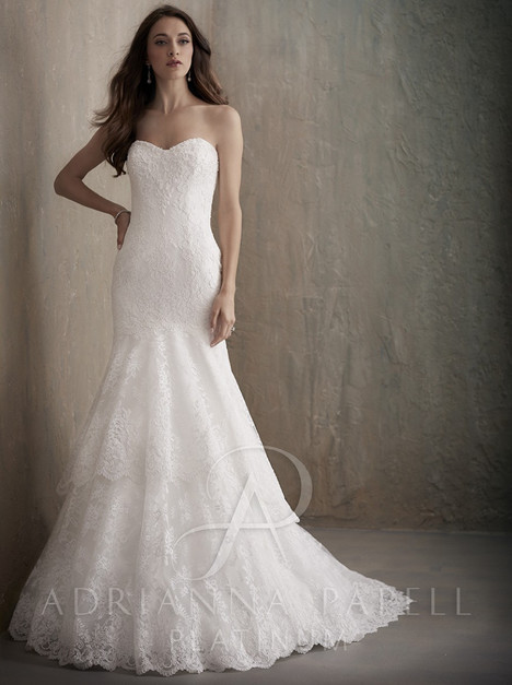 31017 Wedding                                          dress by Adrianna Papell