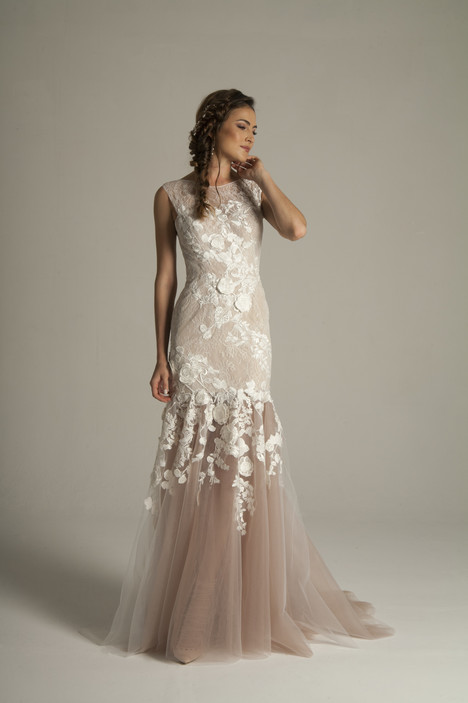 Alina (4052) Wedding                                          dress by Barbara Kavchok