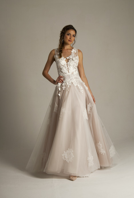 Callie (4056) Wedding                                          dress by Barbara Kavchok