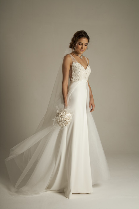 Delphia (4050) Wedding                                          dress by Barbara Kavchok
