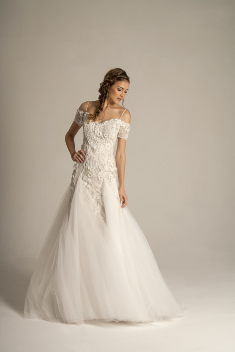 Lavina (4051) Wedding                                          dress by Barbara Kavchok