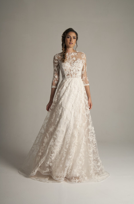 Reese (4053) Wedding                                          dress by Barbara Kavchok