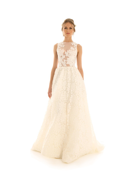 Fern (448) Wedding dress by Joy Collection