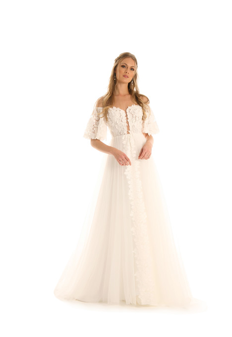 Heidi (447) Wedding                                          dress by Joy Collection