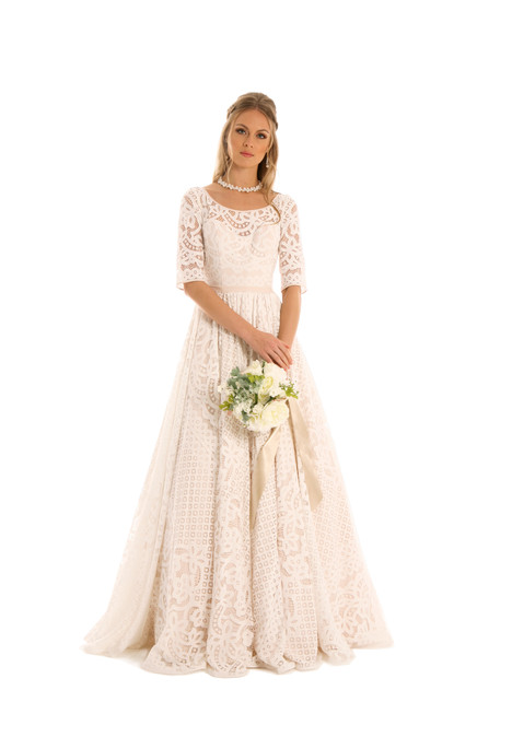 Mallory (443) Wedding                                          dress by Joy Collection