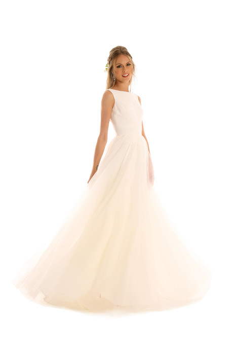 Mindy (451) Wedding                                          dress by Joy Collection