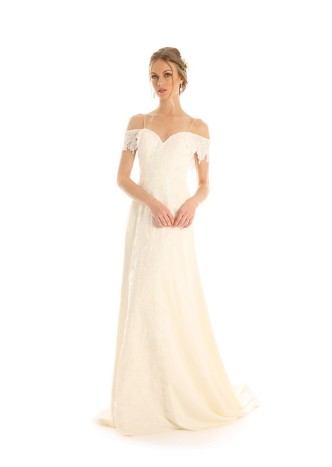 Rachel (443) Wedding                                          dress by Joy Collection
