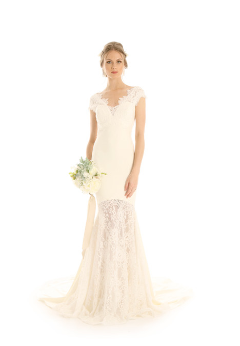 Victoria (440) Wedding                                          dress by Joy Collection