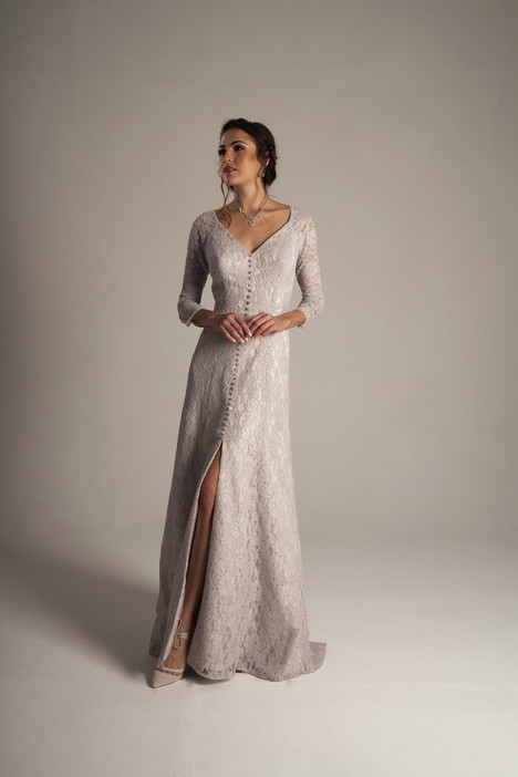 Ellen (318) Mother of the Bride                              dress by Barbara Kavchok Evening