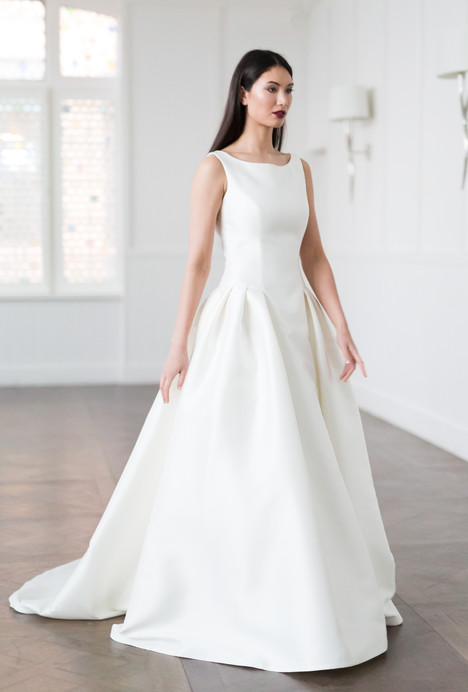 Angela Wedding                                          dress by Augusta Jones