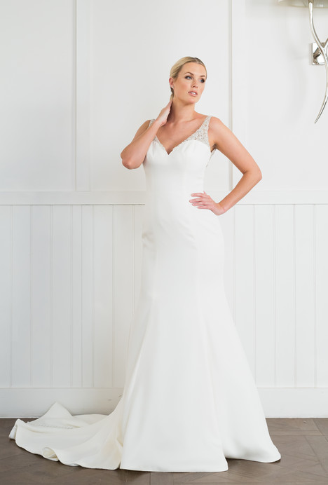 Tegan Wedding                                          dress by Augusta Jones