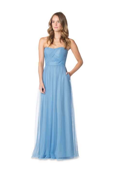 1602 Bridesmaids                                      dress by Bari Jay Bridesmaids
