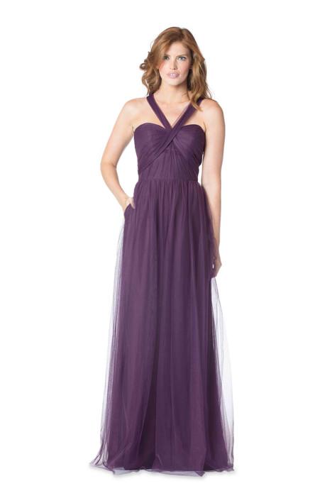 1627 (3) Bridesmaids                                      dress by Bari Jay Bridesmaids