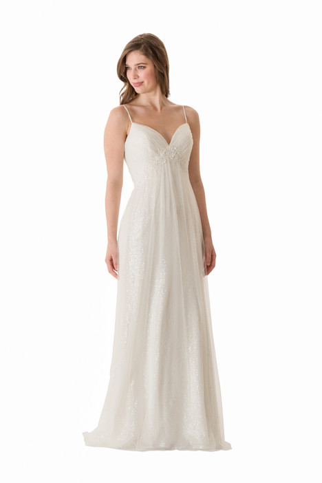 2071 Bridesmaids                                      dress by Bari Jay : White