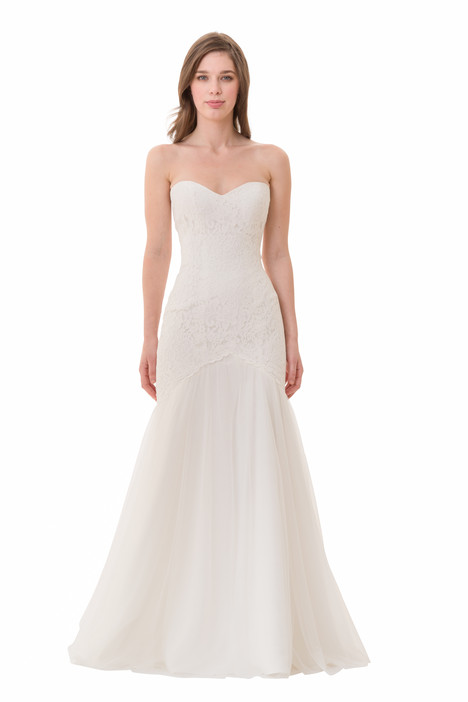 2072 Bridesmaids                                      dress by Bari Jay : White