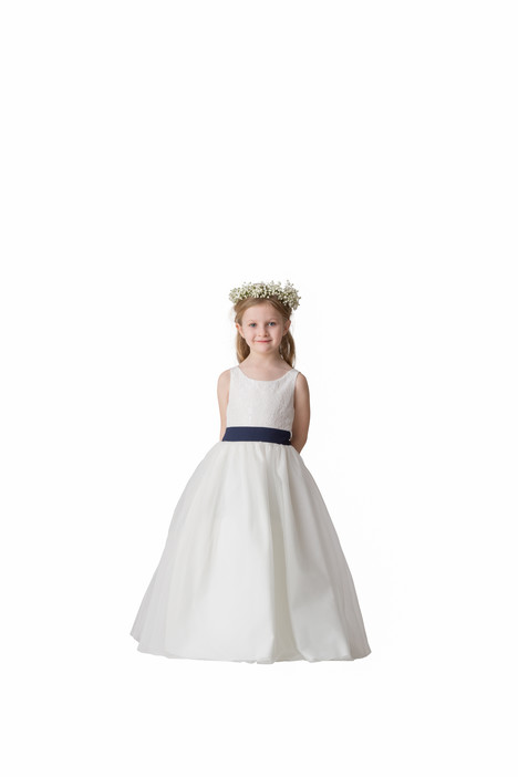 F5016 gown from the 2016 Bari Jay: Flower Girls collection, as seen on dressfinder.ca