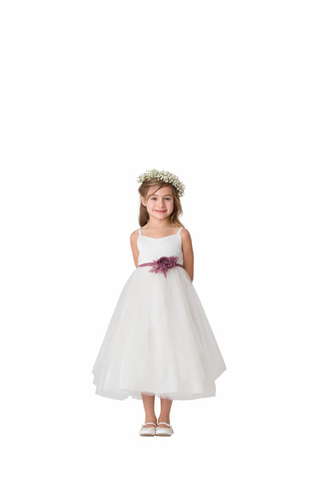 F5116 Flower Girl                                      dress by Bari Jay: Flower Girls