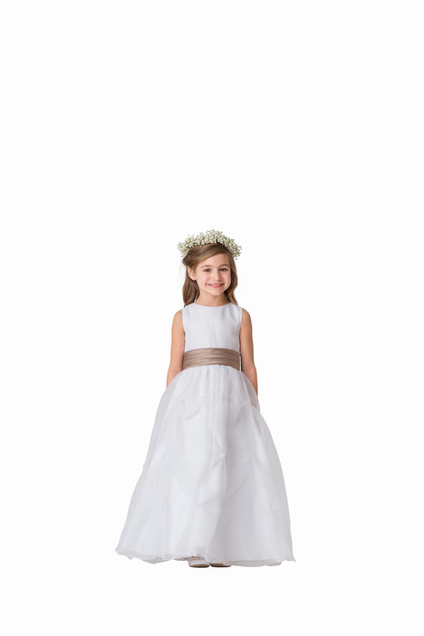 F5916 Flower Girl                                      dress by Bari Jay : Flower Girls