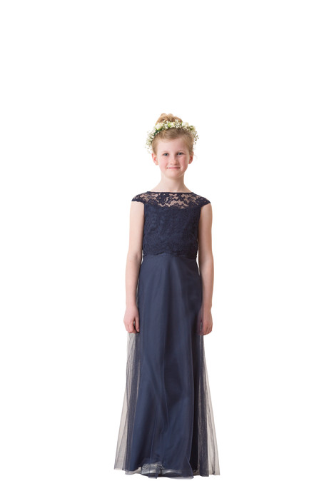 JR1676 Bridesmaids dress by Bari Jay: Junior Bridemaids