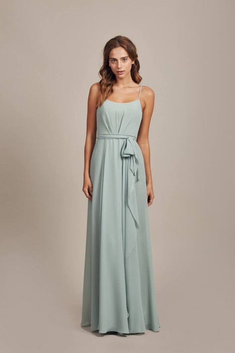 Campbell (GB005F) (sage) Bridesmaids dress by Amsale : Bridesmaids