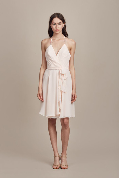 Chesney (GB002F) (linen) Bridesmaids                                      dress by Amsale : Bridesmaids