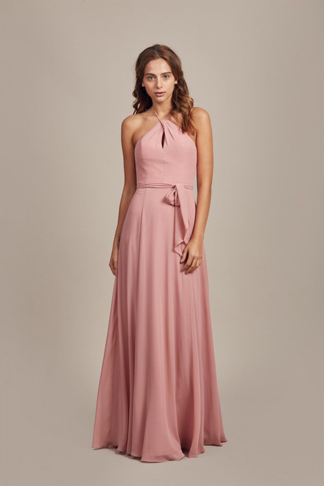 Colby (GB008F) (rose) Bridesmaids                                      dress by Amsale : Bridesmaids