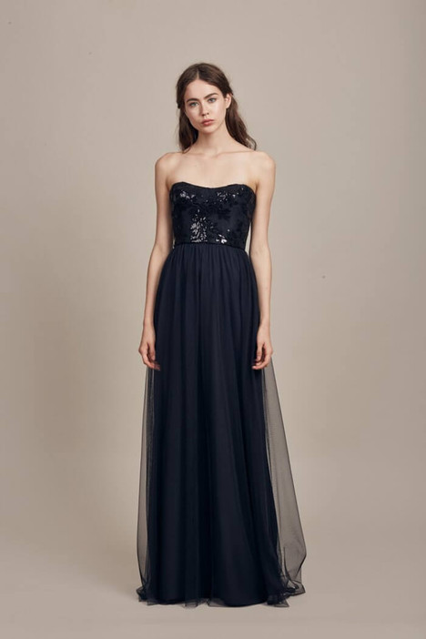 Shai (GB013) (black) Bridesmaids                                      dress by Amsale : Bridesmaids