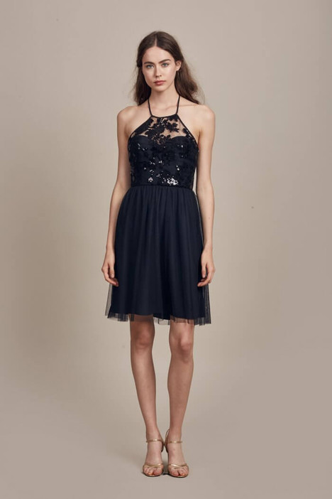 Shauna (GB011) (black) Bridesmaids                                      dress by Amsale : Bridesmaids