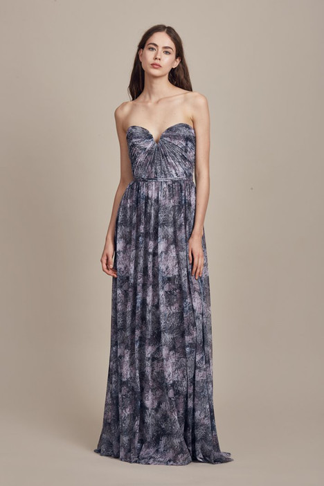 Tiffany (GA118E) (graphite) Bridesmaids                                      dress by Amsale : Bridesmaids