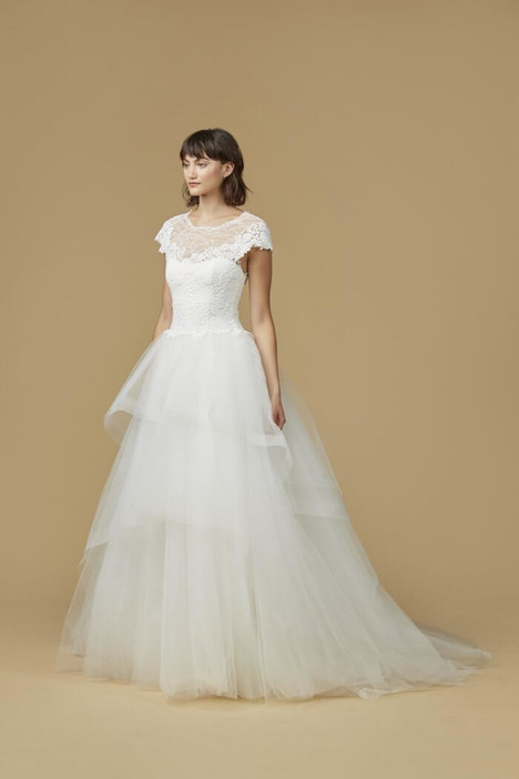 Natasha (R236U) Wedding                                          dress by Amsale Nouvelle