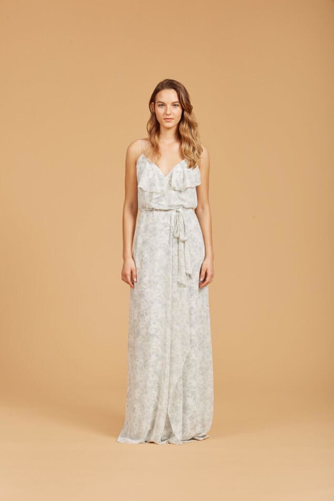 Pamela (NA365) (cloud) Bridesmaids                                      dress by Amsale Nouvelle : Bridesmaids