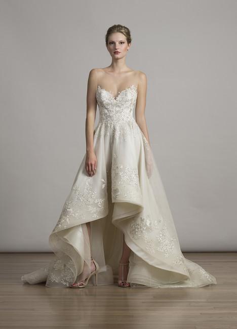 6867 Wedding                                          dress by Liancarlo