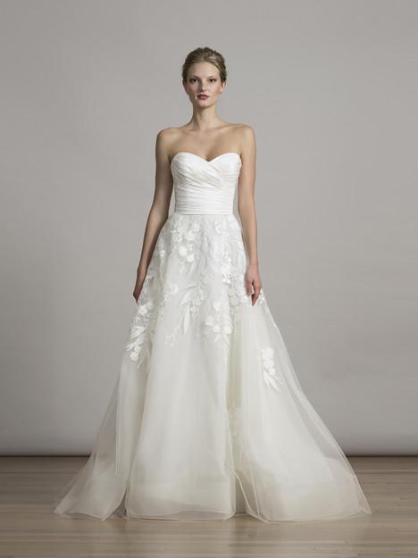 6877 Wedding                                          dress by Liancarlo