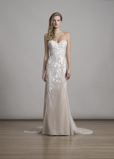 6878 Wedding                                          dress by Liancarlo