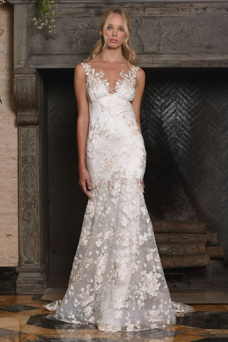April Wedding                                          dress by Claire Pettibone: Couture