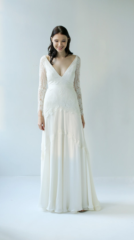 Addison Wedding                                          dress by Leanne Marshall
