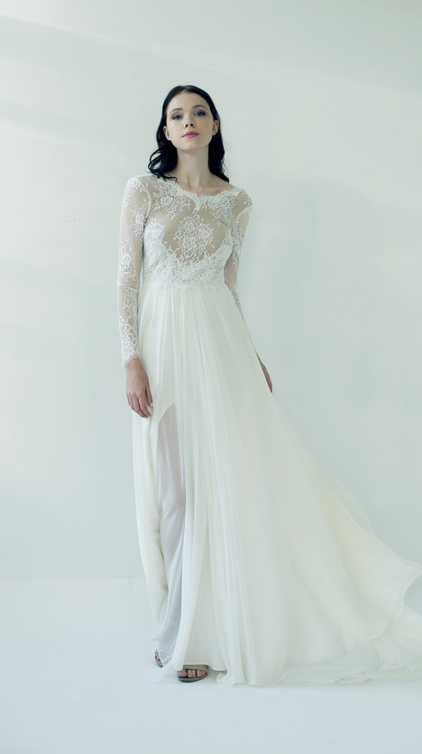 Iona Wedding                                          dress by Leanne Marshall