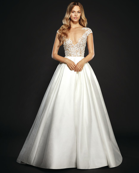 Chandler (6705) Wedding                                          dress by Hayley Paige