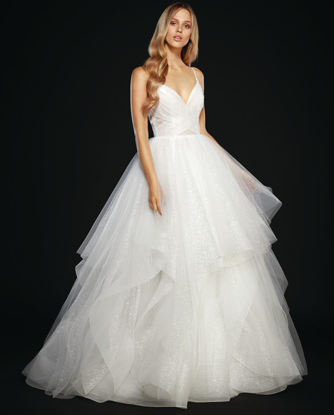 Chandon (6709) (2) Wedding                                          dress by Hayley Paige