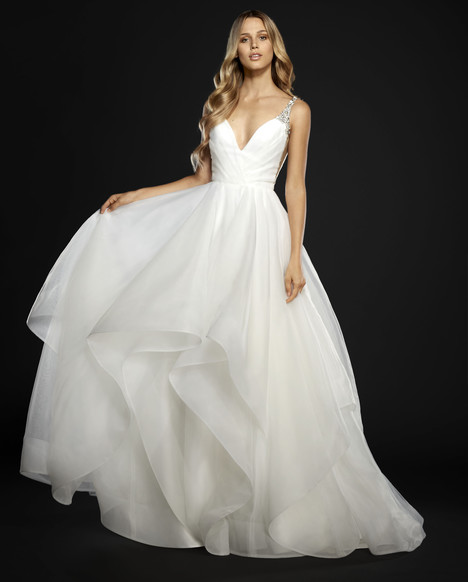 Dare (6704) Wedding                                          dress by Hayley Paige