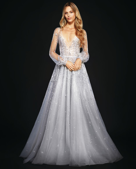 Lumi (6700) gown from the 2017 Hayley Paige collection, as seen on dressfinder.ca