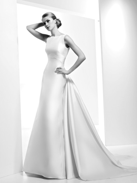 Chamira Wedding                                          dress by Pronovias Atelier