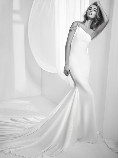 Rabel Wedding                                          dress by Pronovias Atelier