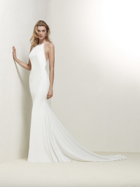Drabea Wedding                                          dress by Pronovias