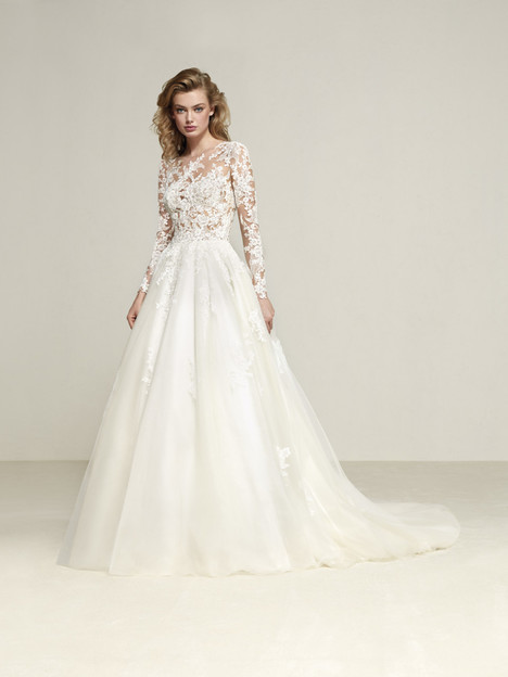 Drizana Wedding                                          dress by Pronovias