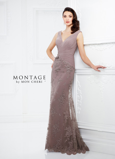 217936 (mink) Mother of the Bride                              dress by Montage by Mon Cheri