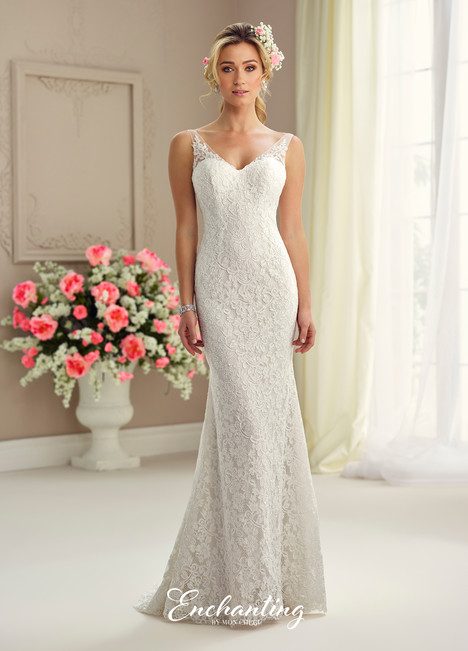 217102 Wedding                                          dress by Enchanting by Mon Cheri