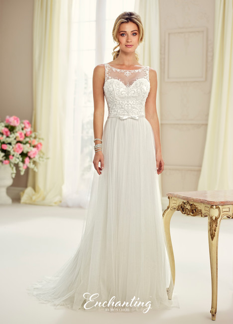 217103 Wedding                                          dress by Enchanting by Mon Cheri